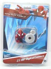 Spiderman 2 Digital Camera 2.1 MP Digital Kids Camera - Free Shipping