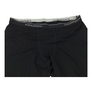 Paradox Base Layer Bottoms Pants Men XL Ski Sports Merino Wool Blend DriRelease