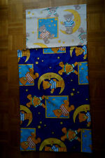 Kleinkinderbettwäsche 100x135 cm Kissen 60x40 cm Bär Kinder Bettwäsche