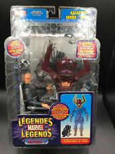 "Marvel Legends PROFESSOR-X Poster VARIANT 6"" Figure ToyBiz GALACTUS BAF RARE HTF"