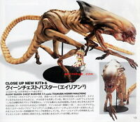 Alien 3 Queen Chest Burster Xenomorph 1/1 Figure Vinyl Model Kit 34 inch