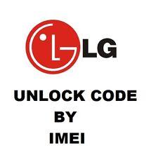 Unlock Code Unlocking LG K8 (2017) M200N LG K10 (2017) M250N LG K4 M160 TESCO