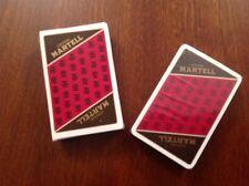 PLAYING CARDS ADVERTISING MEMORABILIA GRIMAUD - MARTELL COGNAG STILL SEALED