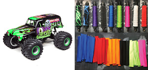 *FITS* Losi 1/10 LMT - RC Shock Covers - Shock Wraps Dust Sox/spring covers 4pcs