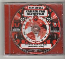 (FZ789) Camper Van Beethoven, Northern California Girls - 2012 DJ CD