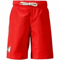 Didriksons Kids Splash Swim Shorts | Chili Red