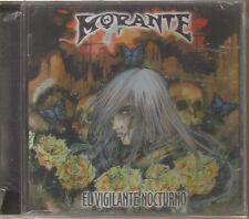 MORANTE - El Vigilante Nocturno - Mexican Metal Gotico CD Dark Edicion Mexicana