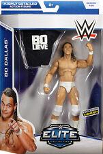 Bo Dallas - WWE Elite 36 Mattel Toy Wrestling Action Figure