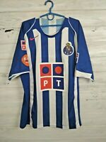 Porto Jersey 2004 2005 Home XL Shirt Mens Football Soccer Camiseta Trikot Nike