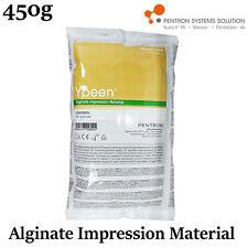 Ypeen Alginate Impression Material Pentron Dental Models Mold Teeth Copying 450g