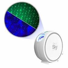 BlissLights Sky Lite - LED-Projektor-Nebelwolke für Spielzimmer, Heimkino oder