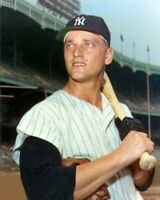 "Roger Maris New York Yankees MLB Posed Photo (Size: 8"" x 10"")"