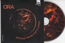 ORA REFUGE FROM THE FLAMES RARE 13 TRACK PROMO CD