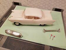 Vintage Built AMT 1957 Chevrolet Bel Air H/T 1/25