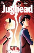 JUGHEAD #10 COVER A DEREK CHARM VFN+ 1st PRINT
