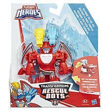 Playskool Heroes Transformers Rescue Bots Dragon Heatwave the Fire-Bot