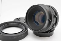 [EXC+5 w/ Hood] Mamiya K/L 127mm f/3.5 MF Lens For RB67 Pro SD From Japan