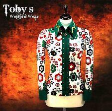 2X-LARGE Showmanship Western Pleasure Horsemanship Show Jacket Shirt Rodeo Queen