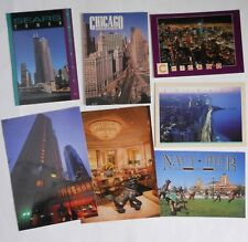 Chicago USA – 1990s Colour Postcards