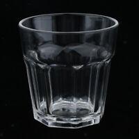 Acrylic Cup Tumbler Bar Pub Beer Mug Plastic 135/ 150/ 190/ 210/300ml