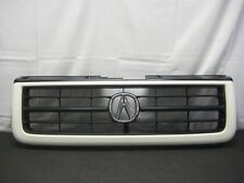 1996-1997 ACURA SLX OEM FRONT GRILLE GRILL ASSEMBLY WITH LOGO WHITE