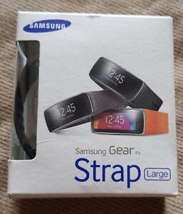 Samsung Gear Fit Large Strap/Bracelet ET-SR350XBEGWW - Black