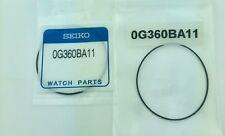 SEIKO GENUINE BEZEL GASKET - PT# 0G360BA11 - FOR SRP441 / SRP443 - FACTORY FRESH