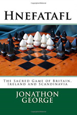 George Jonathon A-Hnefatafl BOOK NEW