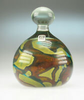 Mdina Malta Glas Tropfen Briefbeschwerer - Michael Harris drop paperweight glass
