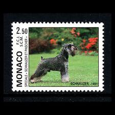 Monaco 1991 - International Dog show Fauna Animals - Sc 1756 MNH