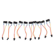 10Pcs Home Appliance Parts Gas Water Heater Two-wire Micro Switch With Splin P1