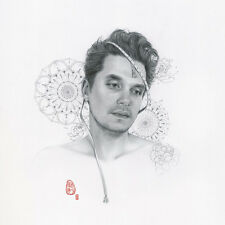John Mayer - The Search For Everything [New Vinyl LP] 180 Gram, Download Insert