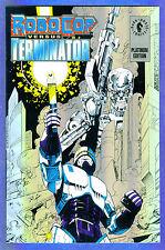 ROBOCOP VERSUS TERMINATOR Platinum Edition - 1992 Dark Horse (fn+)