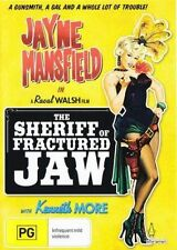 THE SHERIFF OF FRACTURED JAW (JAYNE MANSFIELD) - DVD - BRAND NEW!!! SEALED!!!