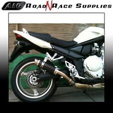 Suzuki BANDIT GSF 1250 2007-2015 A16 MOTO GP Carbon Exhaust with Link Pipe