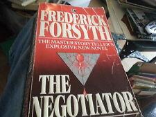 THE NEGOTIATOR by Frederick Forsyth 1989 EBAY UK
