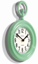Newgate Metal Round Wall Clocks