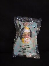 Madame Alexander Wizard Of Oz Mcdonalds Munchkin #7 Doll New In Package 2007