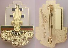 insigne régimentaire du 13°DBLE 13°demi-brigade de Légion étrangère / Djibouti