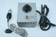 Carl Zeiss Power Supply Jena Microscope Illuminator With Or Witho Bulb