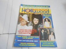 MARCH 1974 HOLLYWOOD vintage movie magazine LUCILLE BALL - CHER - ELVIS