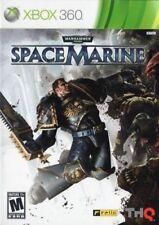 XBOX 360 ~ Space marine  - (Microsoft) - Complete - VG