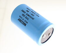250000uF 10V Large Can Electrolytic Aluminum Capacitor 250000MFD 10VDC 250,000