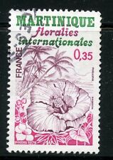 STAMP / TIMBRE FRANCE OBLITERE N° 2035 FLORALIES MARTINIQUE