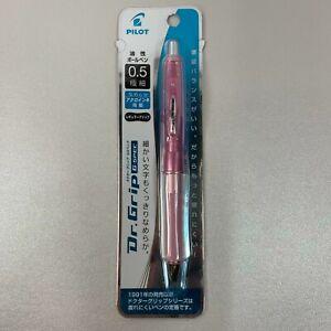 Pilot Ballpoint Pen, Dr.Grip G, 0.5mm, Extra Fine, Pink