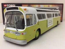 Corgi 54506 GM 5300 Fishbowl Bus - Peoria Fire Dept 1:50 NIB! *LAST ONE! RARE! *