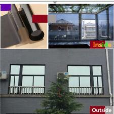 Grey Silver Solar Tint reflective Window film Sun Control Mirror for Building