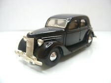 Diecast Dinky Toys DY-5 Ford V-8 Pilot in Black Very Good Condition