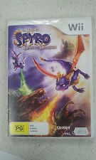 Spyro Dawn of the Dragon Wii