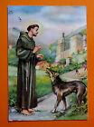SANTINO S.FRANCESCO DI ASSISI IMAGE PIEUSE - HOLY CARD- Heiligenbild